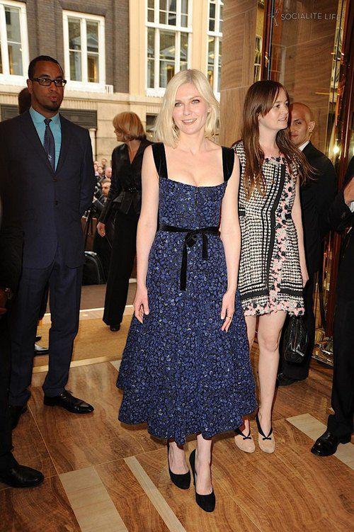 Кинокритики признали Кирстен Данст лучшей актрисой 2011