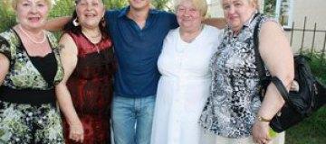 Олег Ляшко отпраздновал день рождения тещи