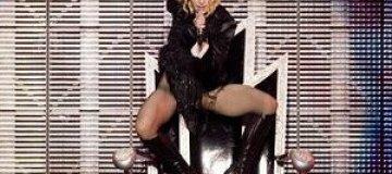 Мадонну обвинили в плагиате