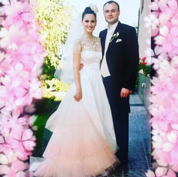 Маша Ефросинина и Тимур Хромаев поженились 13 лет назад