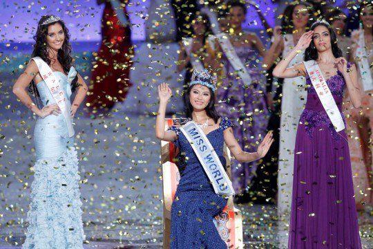 Юй Вэнься опередила 116 конкурсанток из разных стран мира