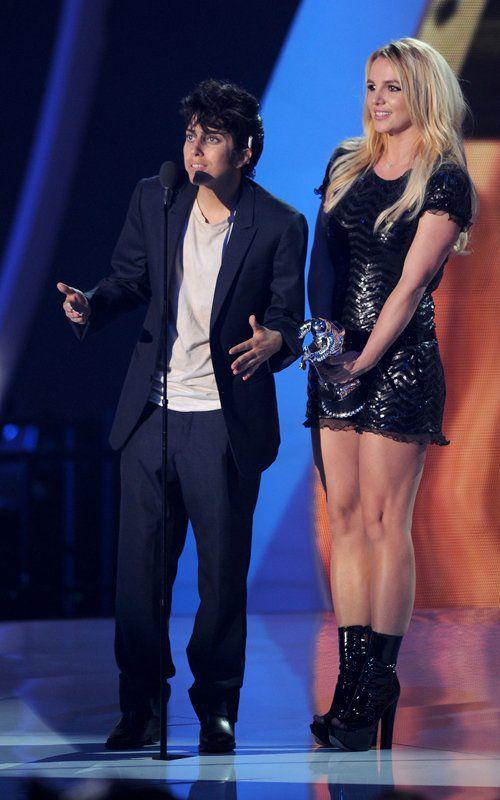С Бритни Спирс Леди Гага образовала отличную пару