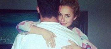Невеста Кличко похвасталась массивным кольцом