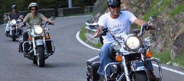 Джордж Клуни отдал на благотворительность свой любимый мотоцикл
