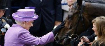 Лошадь Елизаветы II впервые выиграла королевские скачки