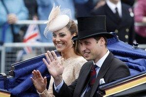 Принц Уильям и Миддлтон станут родителями в июле