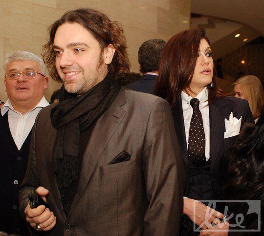 Алексей Дивеев-Церковный (в центре)