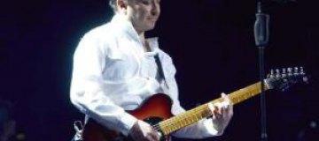 Виктор Павлик распродает коллекцию гитар
