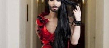 """Бородатый трансвестит """"Евровидения"""" поделился пикантным снимком"""