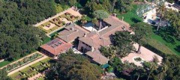 Ким Кардашьян арендовала для свадьбы усадьбу за $200 млн