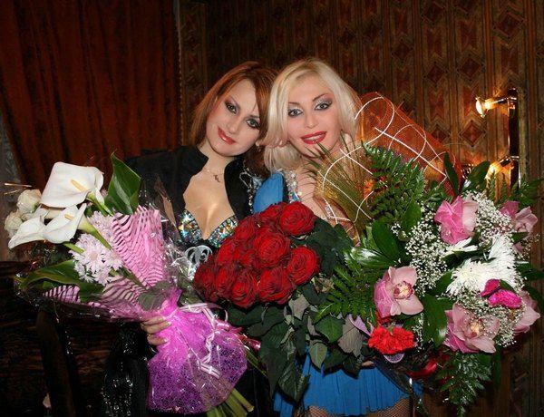 Ирина Билык и Татьяна Луканова
