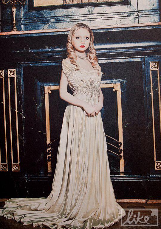 Дочь Владимира Горянского - Маша (9 лет)