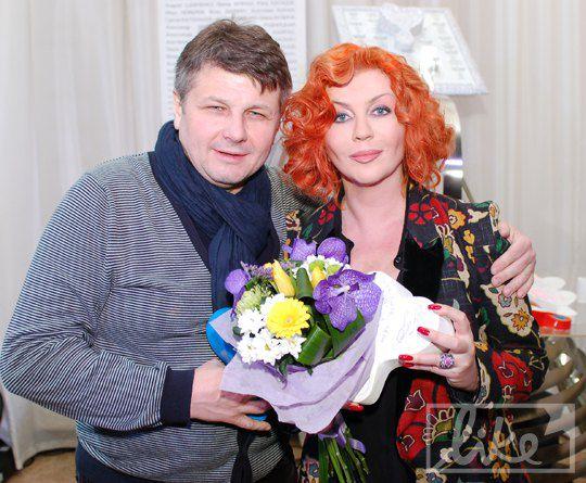 Олег Пинчук и Ирина Билык