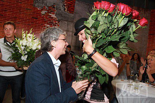 Александр Ткаченко и Катя Осадчая
