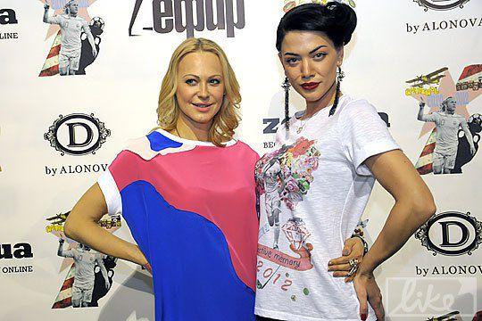 Поддержали Ольгу Аленову украинские звезды, среди которых и Юлия Кавтарадзе