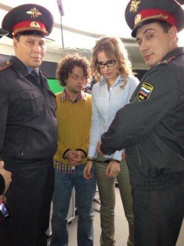 Ксения Собчак опубликовала новое фото