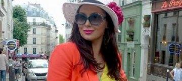 В Париже певица Gallina купила 20 пар обуви