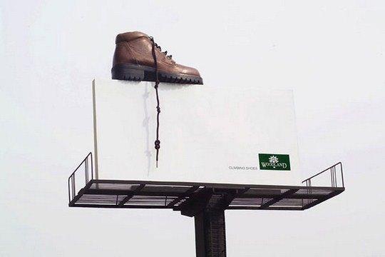 Обувь Woodland: Ботинок-альпинист