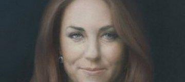 Первый официальный портрет Кейт Миддлтон представили публике