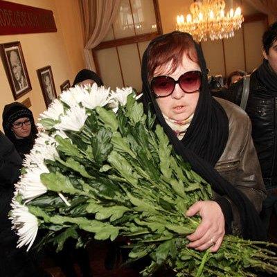 Дочь Гурченко Мария Королева намерена отсудить у отчима еще часть наследства