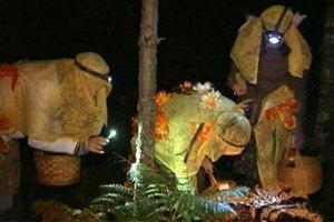 В Латвии прошел юбилейный турнир по ночному сбору грибов