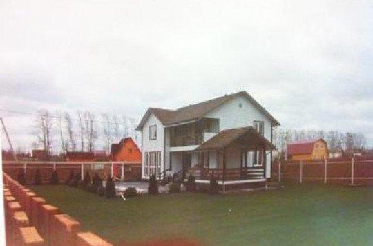 Новый дом Ксении Бородиной