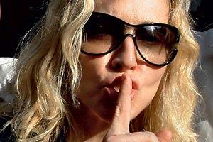 Мадонна попала в ДТП