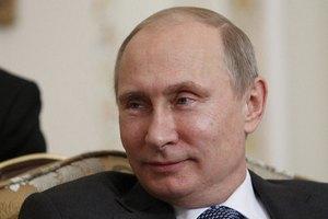 Путин претендует на звание Злодей года
