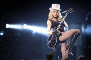 """Мадонна готовит концерт на """"Олимпийском""""?"""