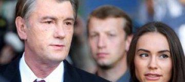 Ющенко в детстве бил дочь скакалкой