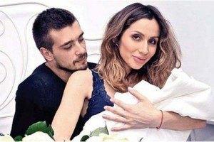 Светлана Лобода покрестила дочь