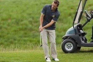Андрей Шевченко перед выборами сыграет в гольф