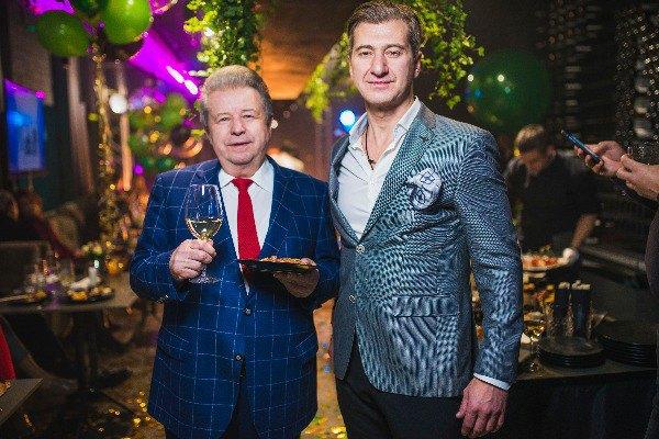 Михаил Поплавский и Юрий Никитин