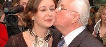 Кравчук выдал внучку замуж