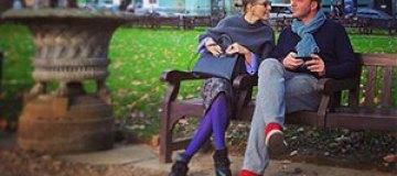 Собчак показала романтику с Виторганом в Лондоне