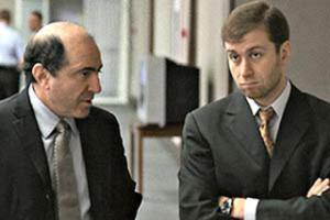 Березовский и Абрамович судятся за $500 млн