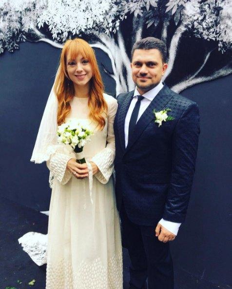 Светлана Тарабарова с мужем Алексеем