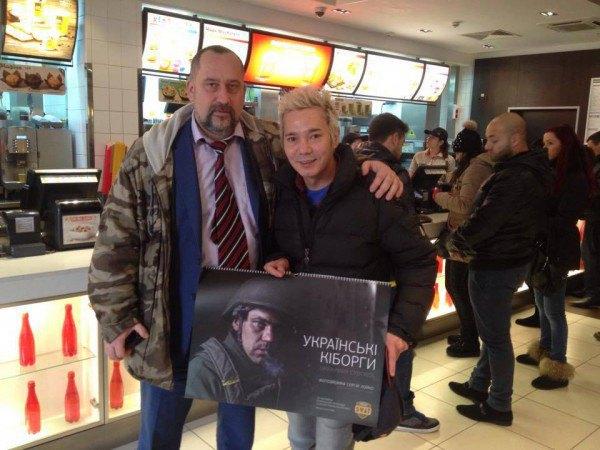 Олег Яковлев и Роман Давиденко