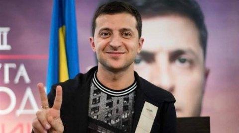 """Зеленский прокомментировал запрет сериала """"Сваты"""""""