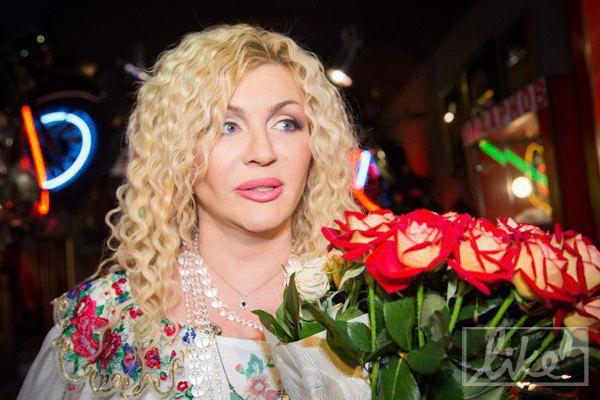 Счастливая мама Ирина Билык