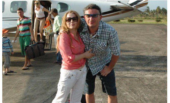 Кузьма з дружиною