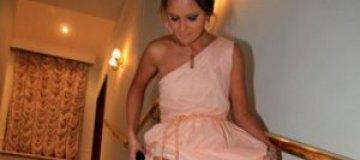 Дана Борисова показала нижнее белье