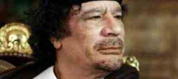 """Каддафи прячется с помощью """"призрака"""" за $5,5 млн"""