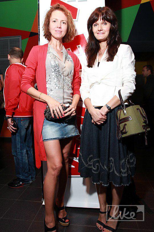 Анастасия Катеринчук и Соня Забуга