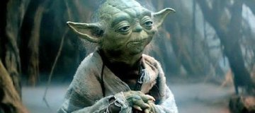 """Создатели """"Звездных войн"""" разрешили установить статую мастера Йоды в Тернополе"""