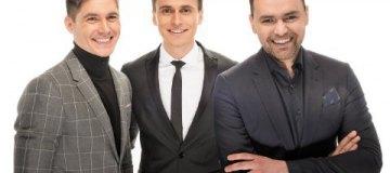 Мужская компания: стали известны имена ведущих Евровидения-2017