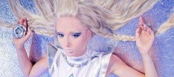 Одесситка с внешностью Барби заинтересовала мир