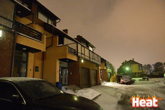 Дом, где живут Кристина Асмус и Гарик Харламов