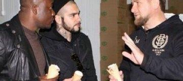 Тимати с президентом Чечни поел мороженого
