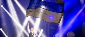 """МИД Беларуси объяснило, почему на """"ОЕ"""" отбирали украинские флаги"""
